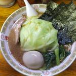 うえむらや - きゃべ玉ラーメン2012