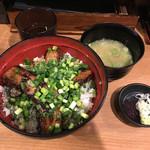 幸丼 - 幸丼780円