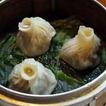 上海点心 豫園 - 小籠包