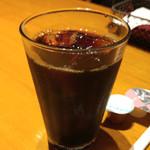 ダイニング CASA - アイスコーヒー