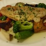 スペイン食堂 ヨシムタ - イトヨリ鯛