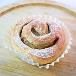 薪焼きパン 小麦堂 - アップルシナモン