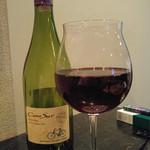 パブ スナック マミ - 赤ワイン