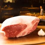 ブロカント - 十勝彩美牛のランプ。畜産の技術の進歩を感じるお肉。
