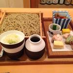 蕎麦切 砥喜和 - ランチセット舞