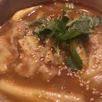 蕎麦角ヤ - カレー蕎麦