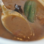 スープカレー Ray - スープ