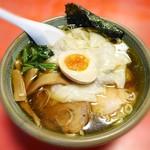たかの - 中華ワンタン麺¥900