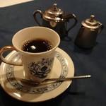 小紋 - サービスのコーヒー♪