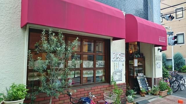 ビストロ福昇亭 - 店舗入口(2016)