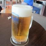 テラス バー - ドリンク写真:生ビール