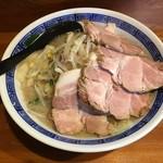 麺屋 青雲  - たん麺+チャーシュー