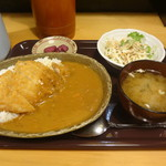 お食事ランド - カツカレー