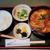 Mendokorokitaro - 料理写真:辛口肉カレーうどん+Aセット