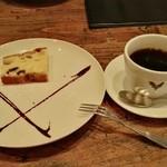 Rakokoriko - デザートとコーヒー