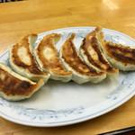 ぎょうざの満洲 - 「マーボ豆腐セット」799円の餃子