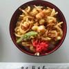 割烹 朝日屋 - 料理写真:ワンコインランチ かき揚げ天丼