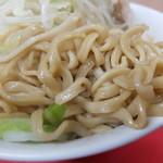 らーめん 武丸 - 麺