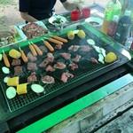 しあわせの村 デイキャンプ場 - 料理写真: