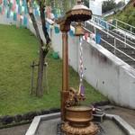 カフェ パルコル - 悪因縁落としの鐘