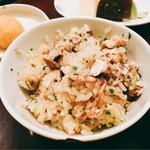 日本料理 太月 - 秋刀魚土鍋ご飯 2016-9