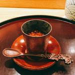 日本料理 太月 - いくらの茶碗蒸し 振り柚子 2016-9