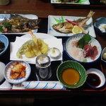民宿さかや - 2010/10/29夕食