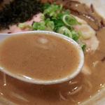 56251742 - 濃厚鶏ニボラーメン(780円)