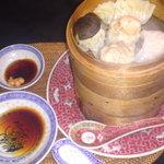 56252116 - 私は、飲茶三段❗️                       黒帯ダァ                       いぇいぇ「黒酢」ダァ〜                                              ヤムチャ様ぁ♪