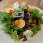 Yocco's Cafe - サラダ