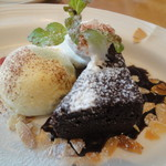 Yocco's Cafe - ブラウニーアップ!