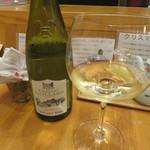 ぎょうざ工房 - 白ワイン