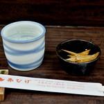 赤ひげ 樟葉店 - 久米仙 ロック 30度