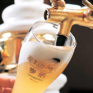 数々の受賞をした本格クラフトビールをご堪能できます!