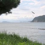 56253691 - 江の島が見えて大感激〜♬