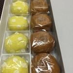 小池菓子舗  - 粟饅頭&栗饅頭