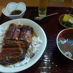 56255971 - 鰻丼