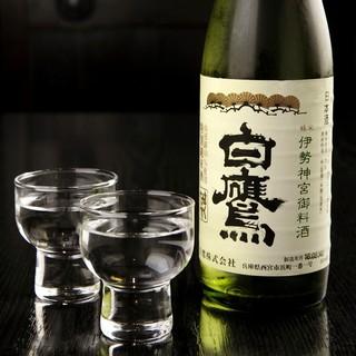 日本酒も焼酎もカクテルも種類豊富です!