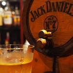 56256310 - ジャックダニエルの樽はなかなかお目に掛かれないそう