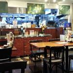 立川ビアホール - 厨房