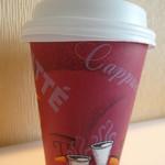 ピエモンテ - ブレンドコーヒー(テイクアウト用カップ)