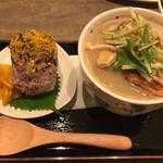 パルティーレ - 豆乳温麺