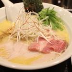 上気元 いただき - 濃厚鶏白湯(醤油)