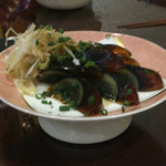 CHINA TABLE 花木蘭 - 濃厚なピータンは秀逸