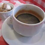 ブラッスリー・グー - コーヒー+420円