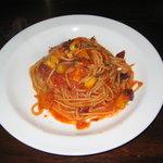 アルピノ - スパゲッティ