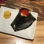 函館海鮮料理 海寿 - 筋子おにぎり