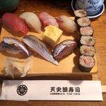 56264812 - 地魚寿司