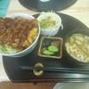 ooshimoshokudou - 料理写真:ソースカツ丼