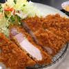 四季彩 - 料理写真:もちぶた ジャンボとんかつ御膳